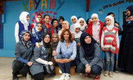 New school in Lebanon offers education for Syrian refugee girls
