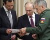 Putin hosts Assad for talks in Russia