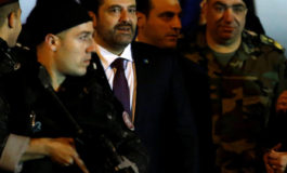 Hariri back in Lebanon on the eve of Independence Day