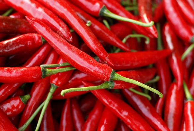 Can spicy foods curb salt cravings or lower blood pressure?