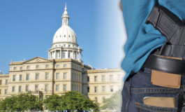 State Senate OKs carrying concealed weapons in houses of worship, schools