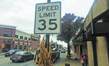 Is 35 mph the right speed for Dearborn's downtowns?