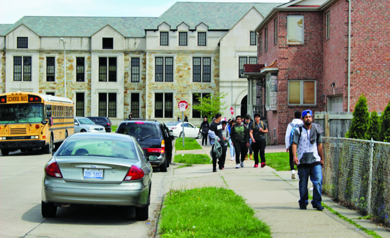 Dearborn Board of Education holds forums, discusses solutions to overcrowding