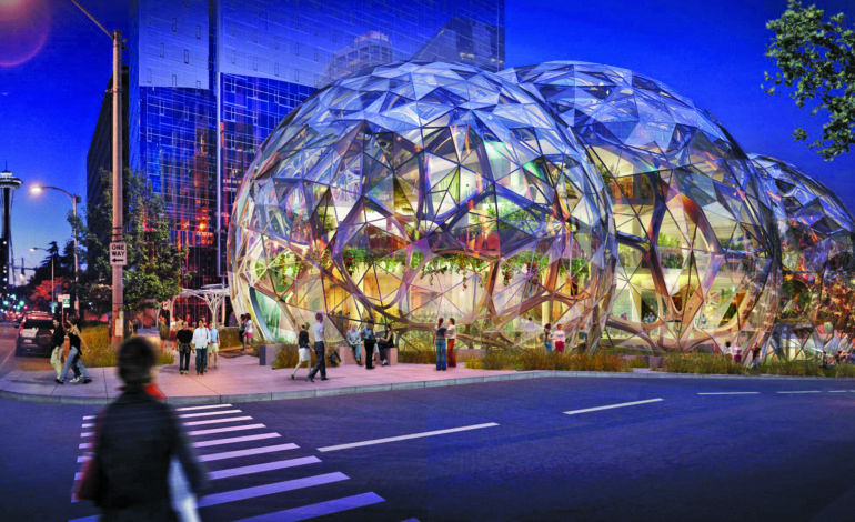 What could Amazon do for Detroit? Just imagine…