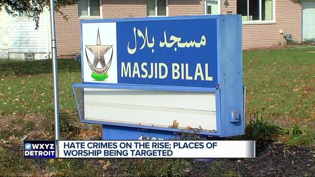 Religious institutions in Metro Detroit take caution after being threatened