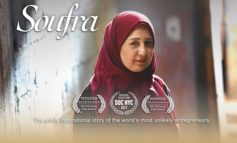 Palestinian refugee's catering company subject of documentary