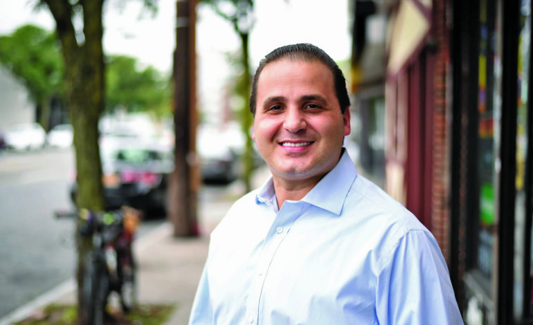 Meet Mike Khader, Yonkers' first Arab American City Council president