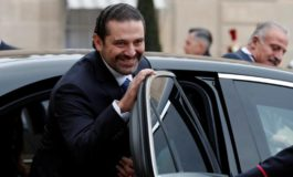 Lebanon's Hariri to visit Egypt on Tuesday