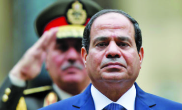 Egypt's Sisi orders military chief to secure Sinai in three months
