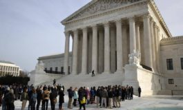 U.S. Supreme Court allows Trump's latest Muslim ban go into full effect
