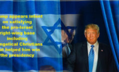 Trump tells Arab leaders he will move embassy to Jerusalem, breaking with U.S. policy