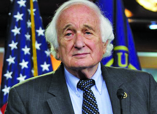 U.S. Rep. Sander Levin retiring from Congress when term ends next year