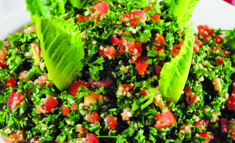 Damn it! This is cultural genocide, Tabouli is ours!