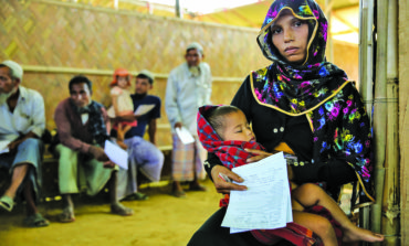Arab Americans help Doctors Without Borders deal with the Rohingya crisis in Bangladesh