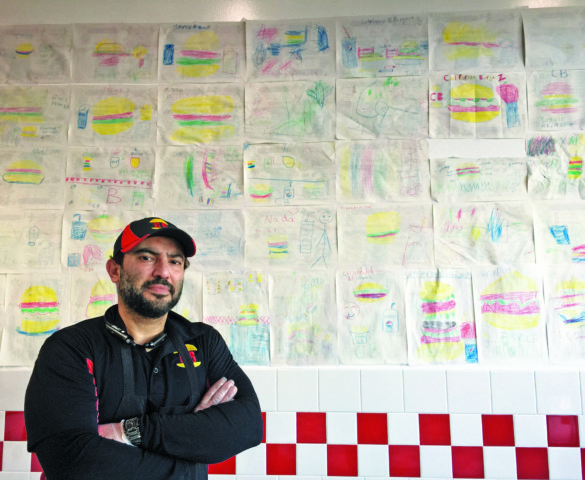 California Burgerz offers exceptional dining experience in Hamtramck