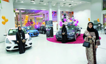Saudi women-only auto show opens in Jeddah