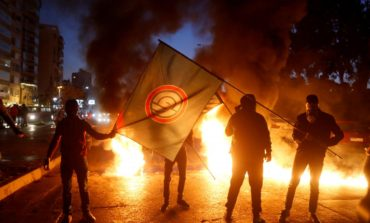 Protests erupt in response to Bassil's slur of Berri, Aoun urges forgiveness and stability