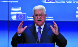 Palestinian President Abbas to address U.N. Security Council amid U.S. tensions