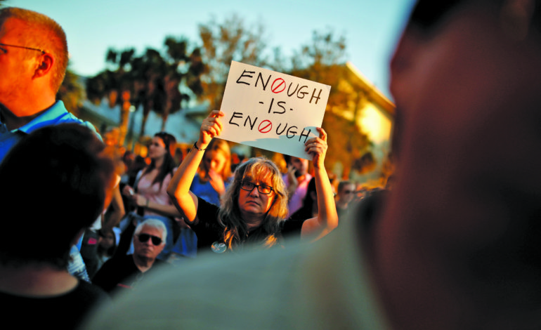 America mourns, prays and does nothing to address gun violence