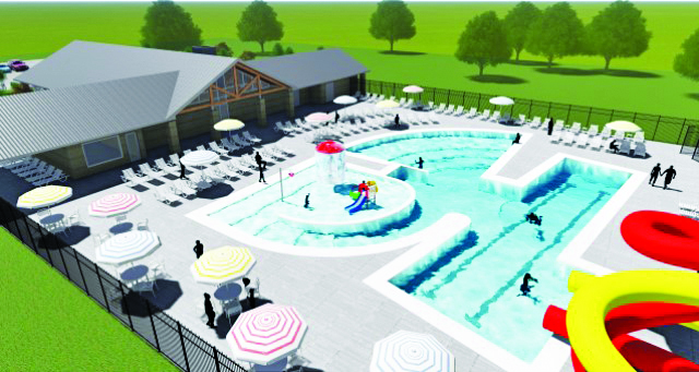 New Ford Woods 'modern aquatic facility' could cost twice initial estimate