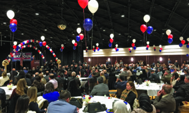 Hundreds attend Sam Baydoun's first fundraiser in bid for Wayne County Commission