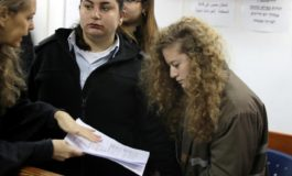 Ahed Tamimi's trail begins in Israeli court
