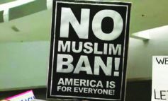 Federal Appeals Court: Trump travel ban unlawfully discriminates against Muslims