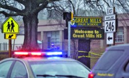 Two wounded in Maryland school shooting, student gunman killed
