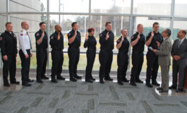Dearborn welcomes 15 new firefighters, none are Arab Americans