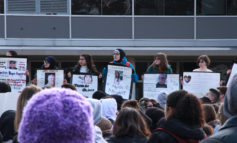 With #Enough posters, students in Dearborn, Dearborn Heights and across the nation protested against gun violence