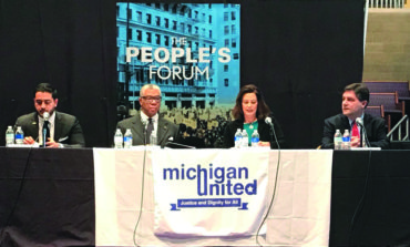 Gubernatorial candidates meet with residents