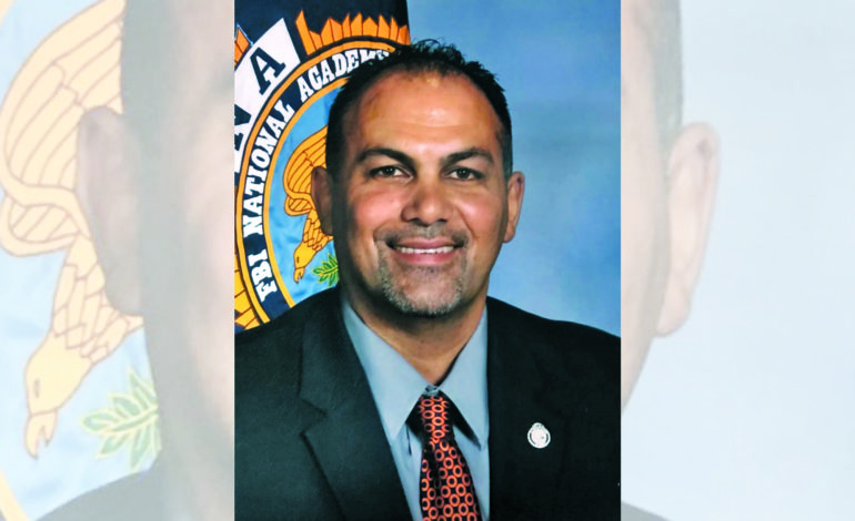 Wayne County Sheriff's chief of operations Mike Jaafar becomes first Arab American from Dearborn to graduate from FBI National Academy