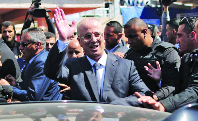 Who wants to kill Palestinian Prime Minister Rami Hamdallah?
