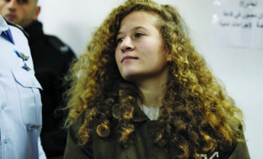 Tamimi agrees to plea deal for striking an Israeli soldier: No justice under occupation