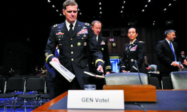 Top U.S. general signals support for Iran nuclear deal