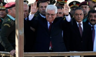 The last 'peace process' warrior: Abbas hanging by a thread