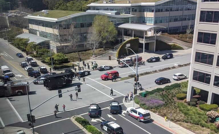 Woman wounds three at YouTube HQ before killing herself