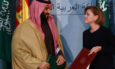 Spain signs $2.2 billion deal to sell warships to Saudi Arabia