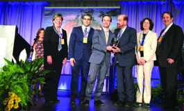 Dearborn receives active community award