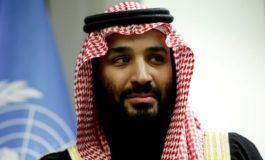 Saudi crown prince: Israelis have right to their own land