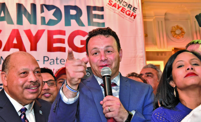 Paterson, NJ elects first Arab American mayor in landslide victory