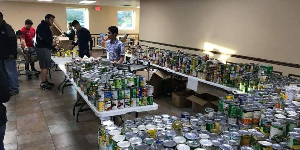 Dearborn community comes together to help those in need during Ramadan