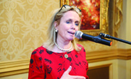 Arab American community raises funds for U.S. Rep. Debbie Dingell's re-election campaign