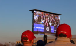 Trump skips White House Correspondents' dinner in D.C. for rally in Washington, MI
