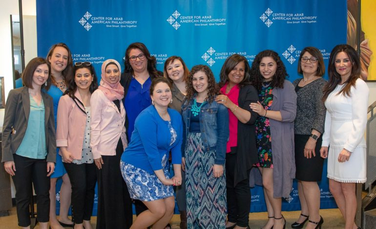 Arab American Women's group grants $8,000 to local community service organizations