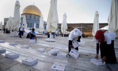 Palestinians in Jerusalem reject Ramadan meals provided by UAE