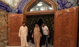 Shi'a cleric's election win puts Iran to the test in Iraq