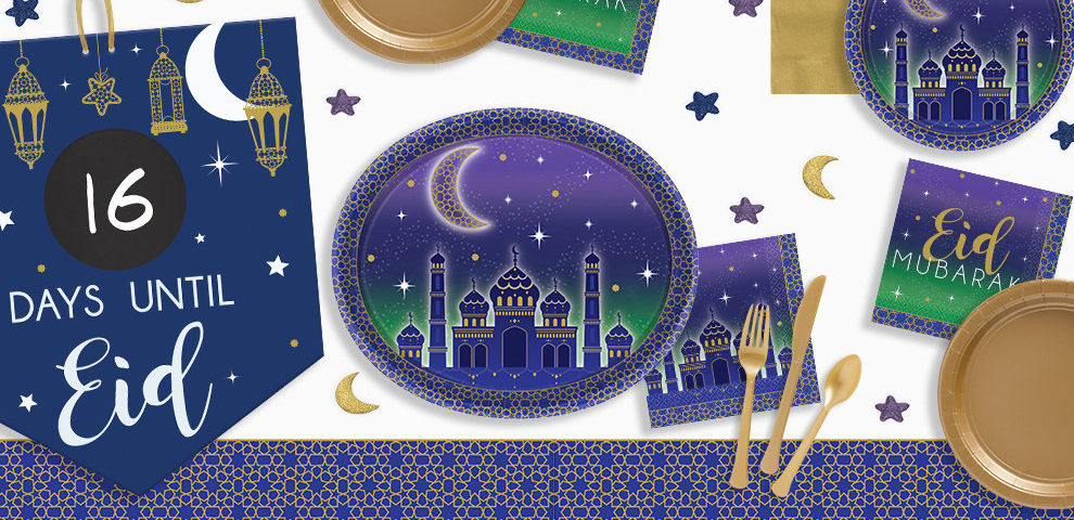 Party City first national retailer to offer Ramadan decorations
