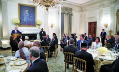 American Muslim groups protest exclusion from Trump's first White House iftar