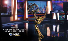 WXYZ-TV receives Emmy awards for excellence